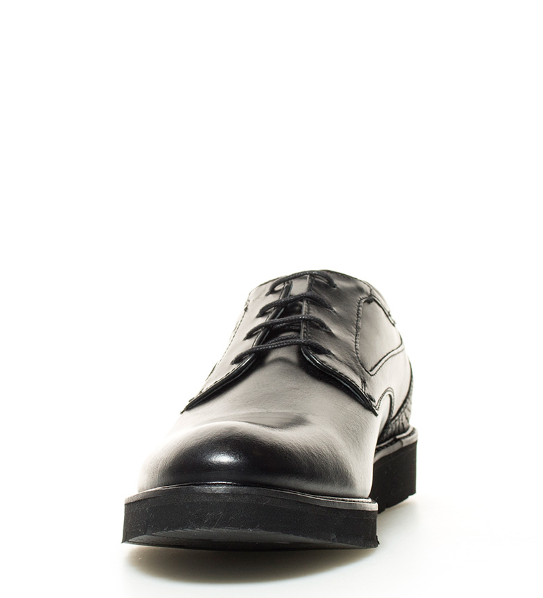 Negro 1 Berhanyer De 61eb Piel Elio Zapatos ZuPlkTOXwi