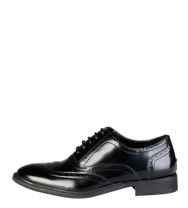 Holden Duca Negro Zapatos Di Morrone tdCsrQh