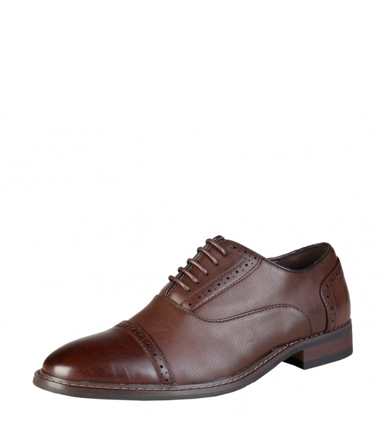 Duca di Morrone Zapatos Drake marrón