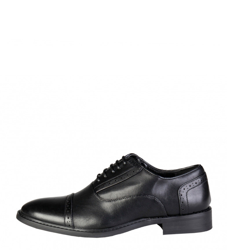 Comprar Duca di Morrone Black Drake Shoes