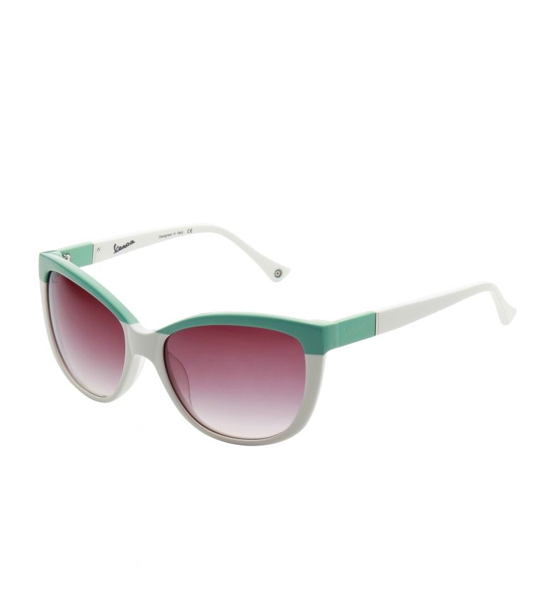 Comprar Vespa VP12PV sunglasses green, white
