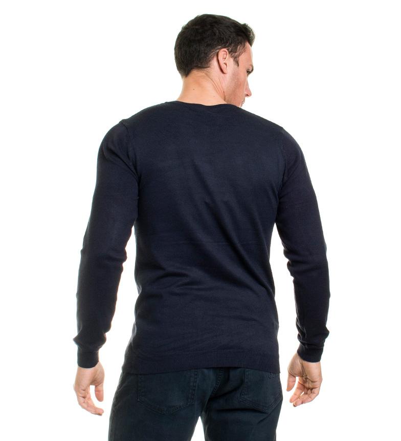 Backlight Jersey Alcide marino
