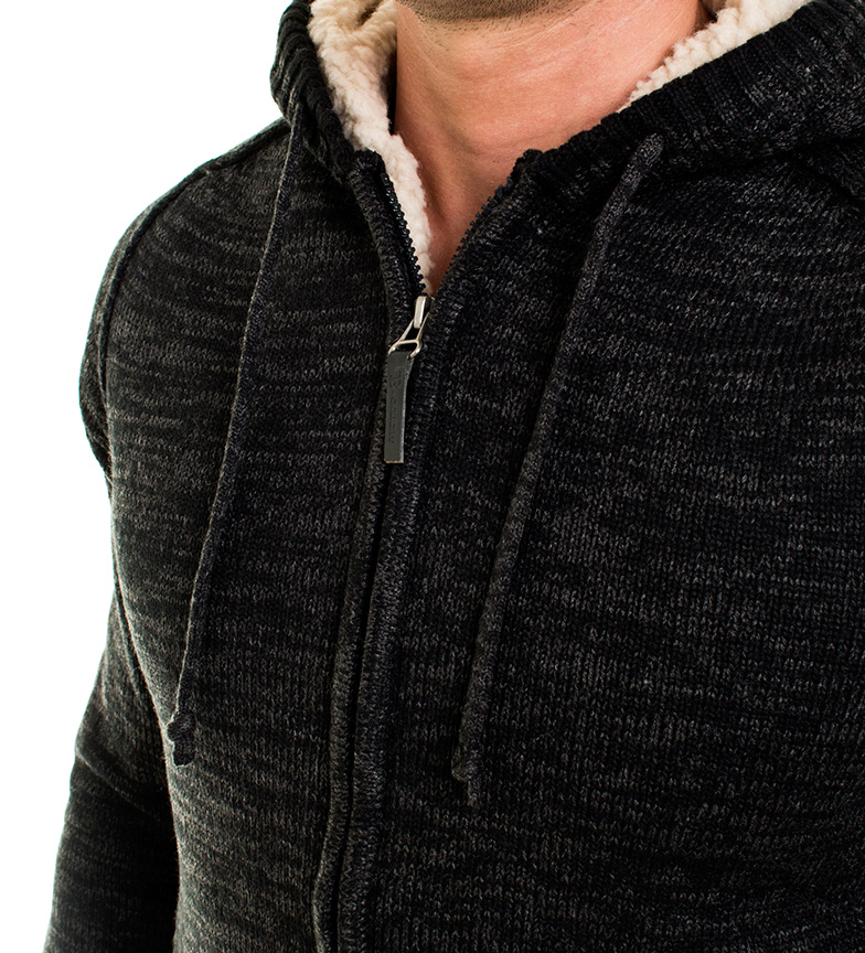 Backlight Chaqueta Gery negro
