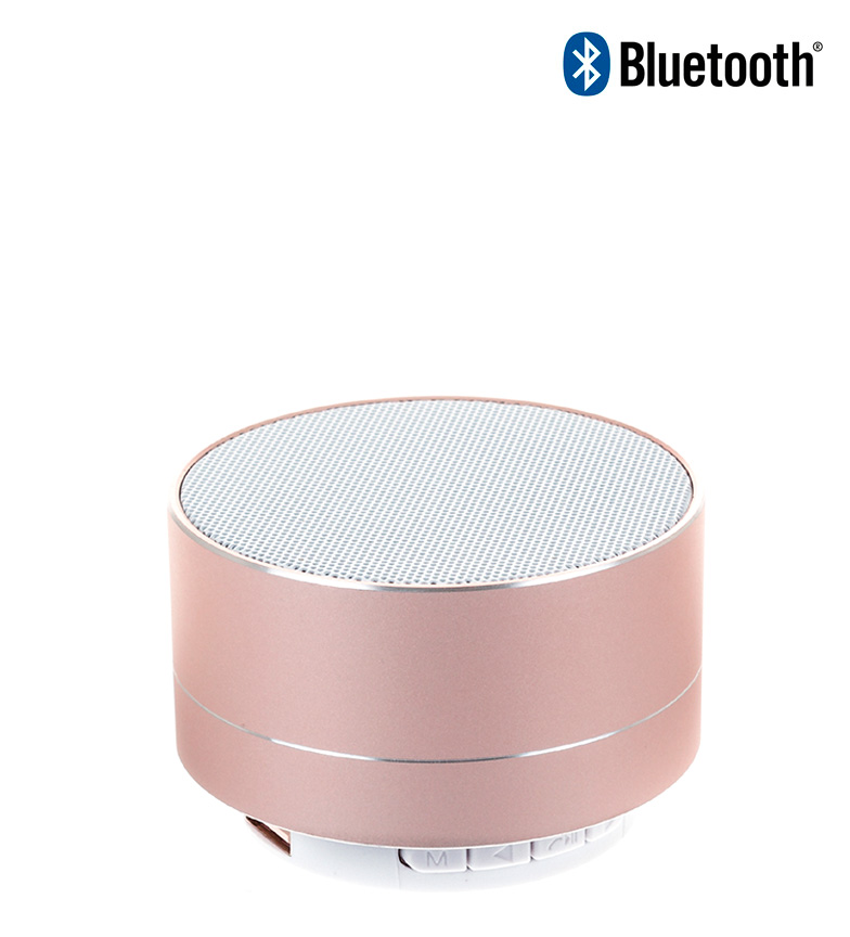 Comprar Tekkiwear by DAM Altifalante Bluetooth A10 dourado rosa