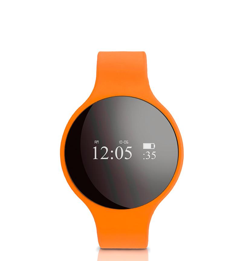 Comprar DSB SmartBand Fitty with bluetooth, orange