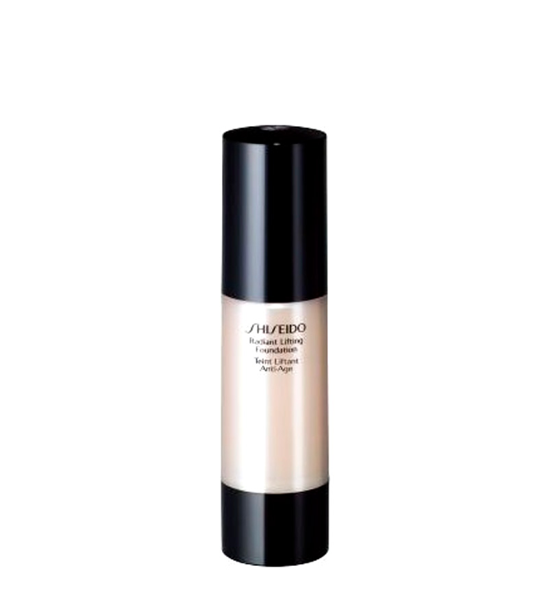 Comprar Shiseido Maquillage de levage Radiant Base de Fondation # B40 Salon Beige naturel 30ml-