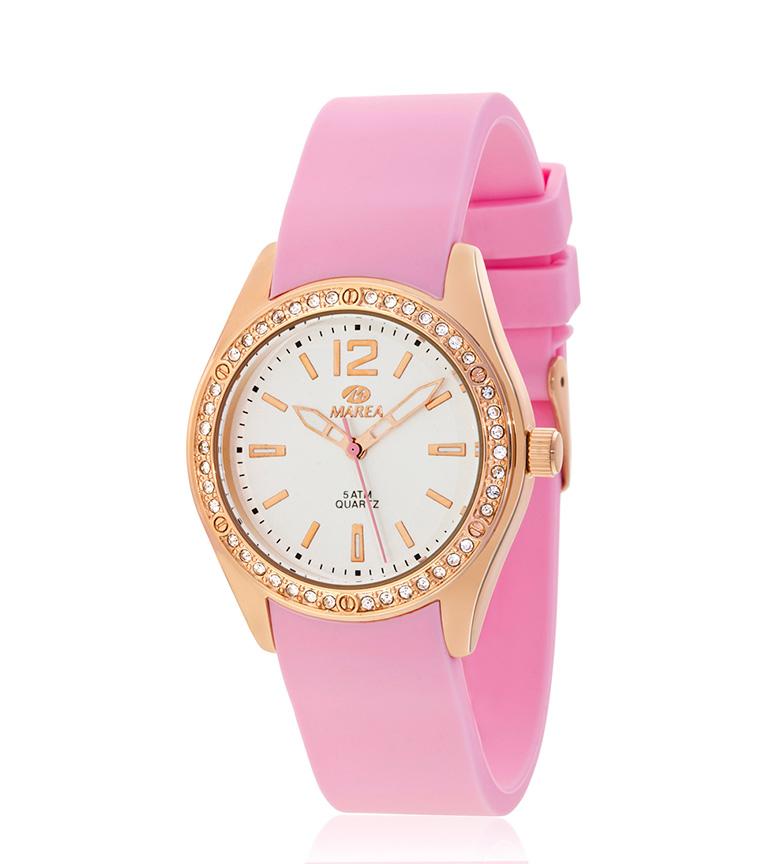 Comprar Marea Reloj analógico B42164  dorado, rosa