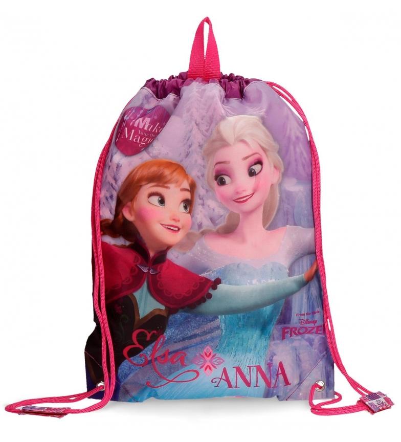 Comprar Frozen Mochila saco Frozen Magic -30x40cm-