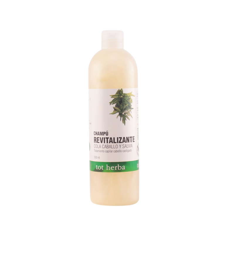 Comprar Tot Herba Revitalizing Shampoo of Horsetail and Salvia 500 ml