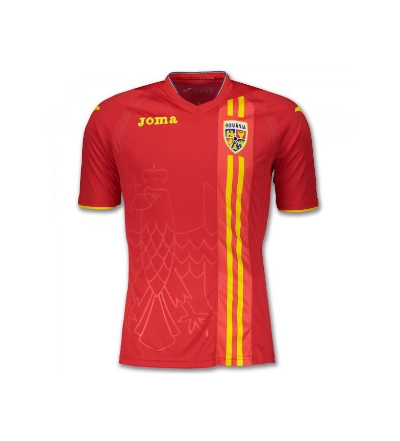 billig pris kostnaden utløp Kjøp Joma 1ª Camiseta Ff Romania Amarillo M / C fabrikken pris valg salg tokBkHt3x