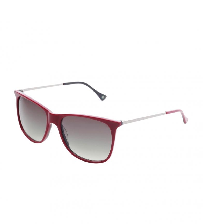Comprar Vespa VP1203 óculos de sol vermelhos