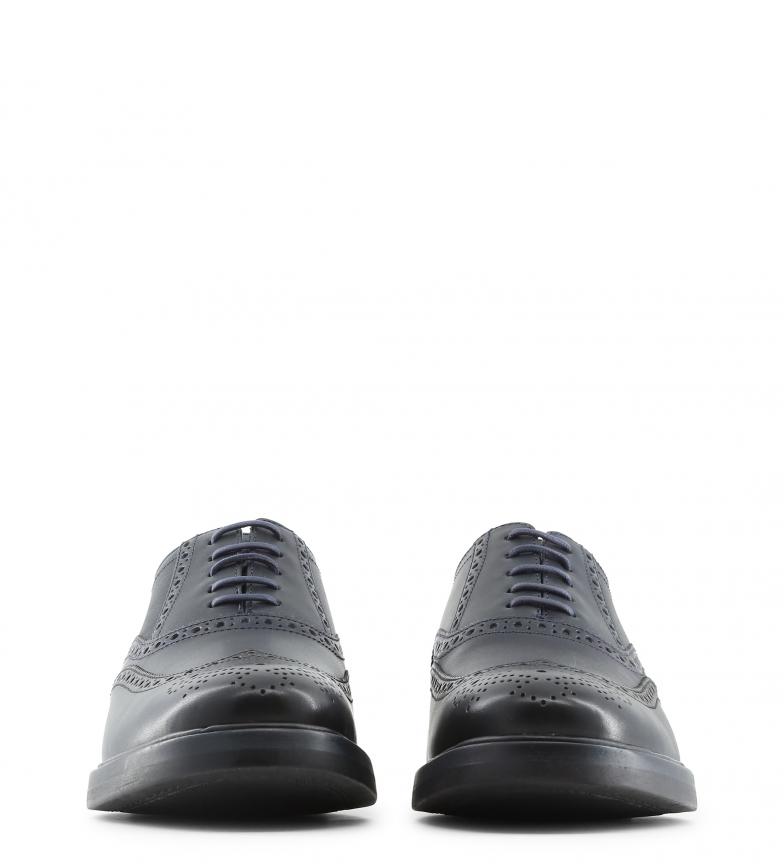 Lumberjack Zapatos de piel State negro, gris, marino