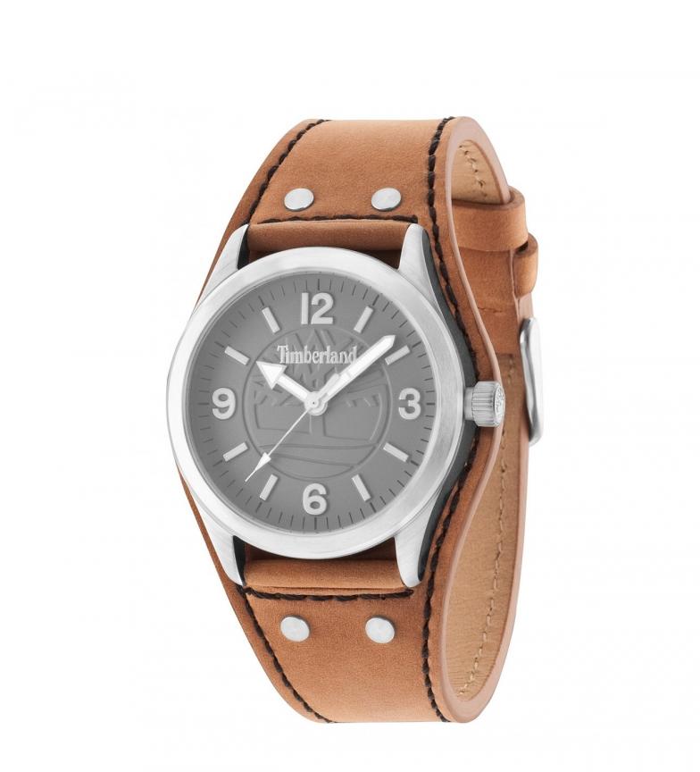 Comprar Timberland Reloj analógico Wadleigh acero inoxidable, camel