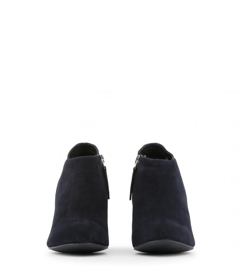 color Altura piel Arnaldo Toscani tacón 8cm azul Botines de xHxIwqO