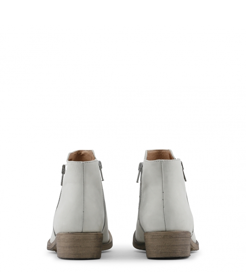 Arnaldo Botines gris piel color de Toscani ggq5rwz8