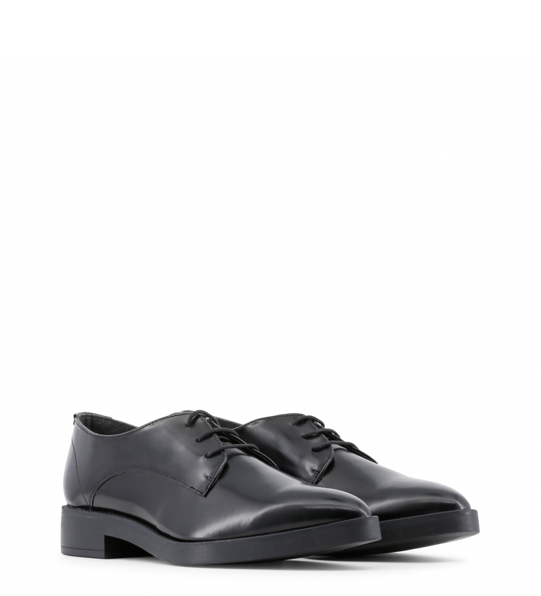 Arnaldo Toscani Zapatos de piel color negro