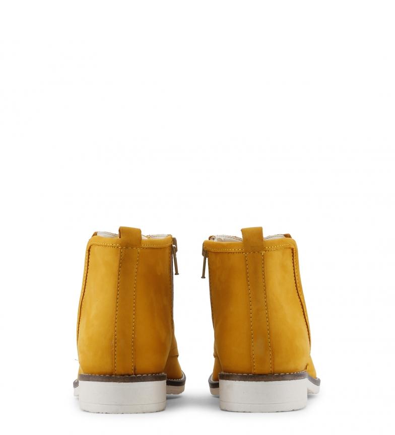 Toscani de Arnaldo amarillo color Botines piel OB77Axwq