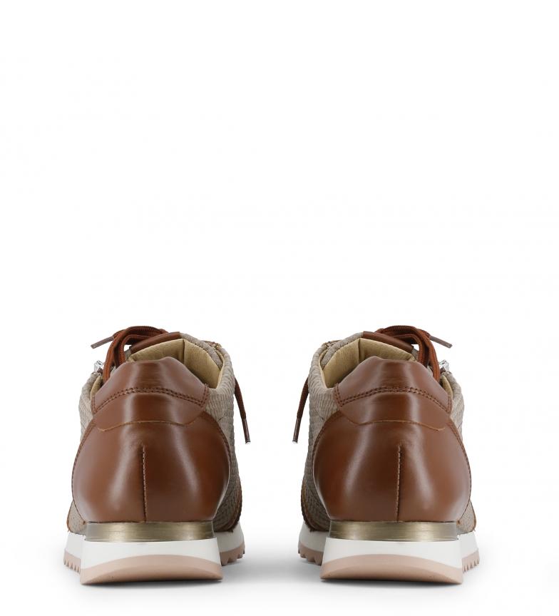 color Toscani Arnaldo marrón Sneakers piel de A8AFqw