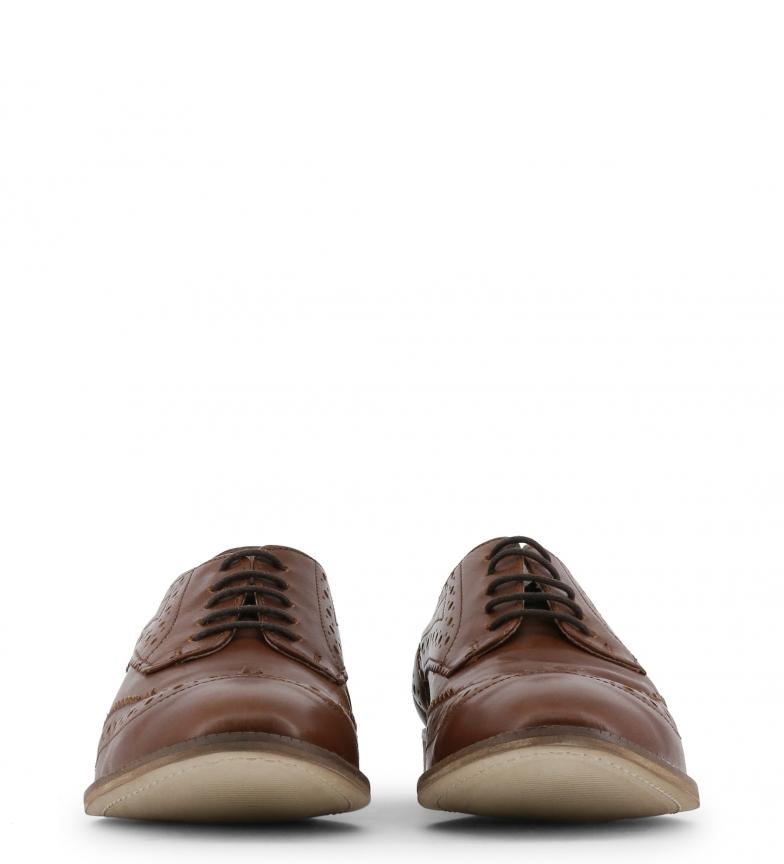 color Toscani de Arnaldo piel marrón Zapatos qIHT46