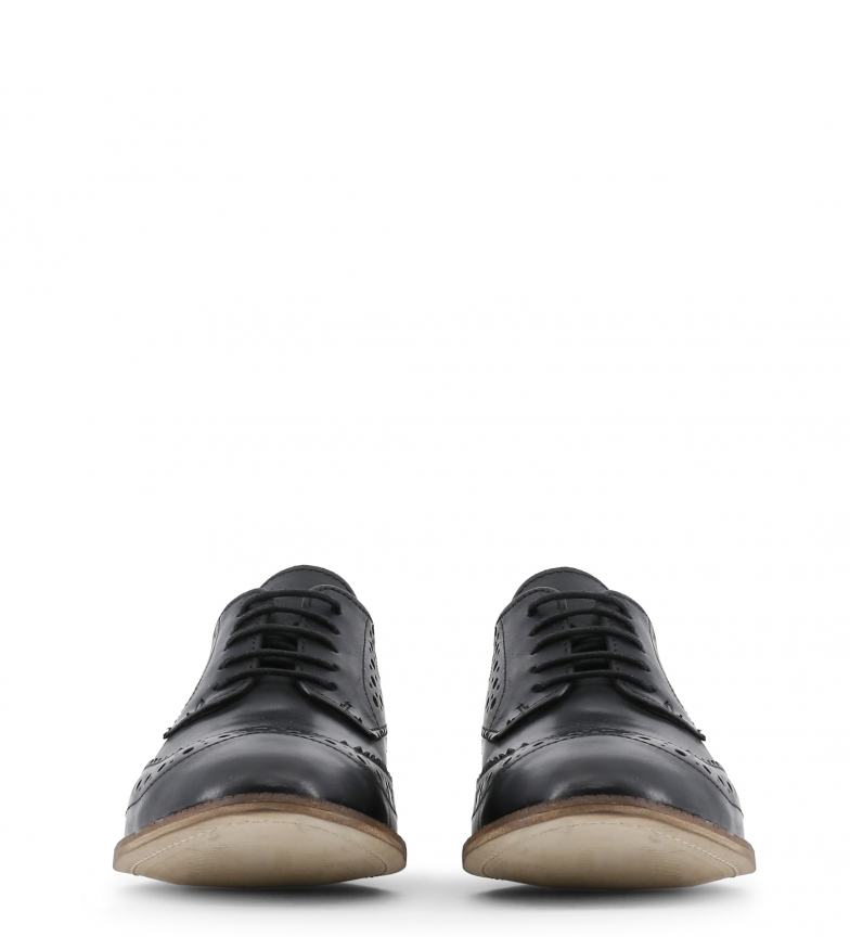 Toscani de Zapatos piel negro Arnaldo color HwqanUqAd