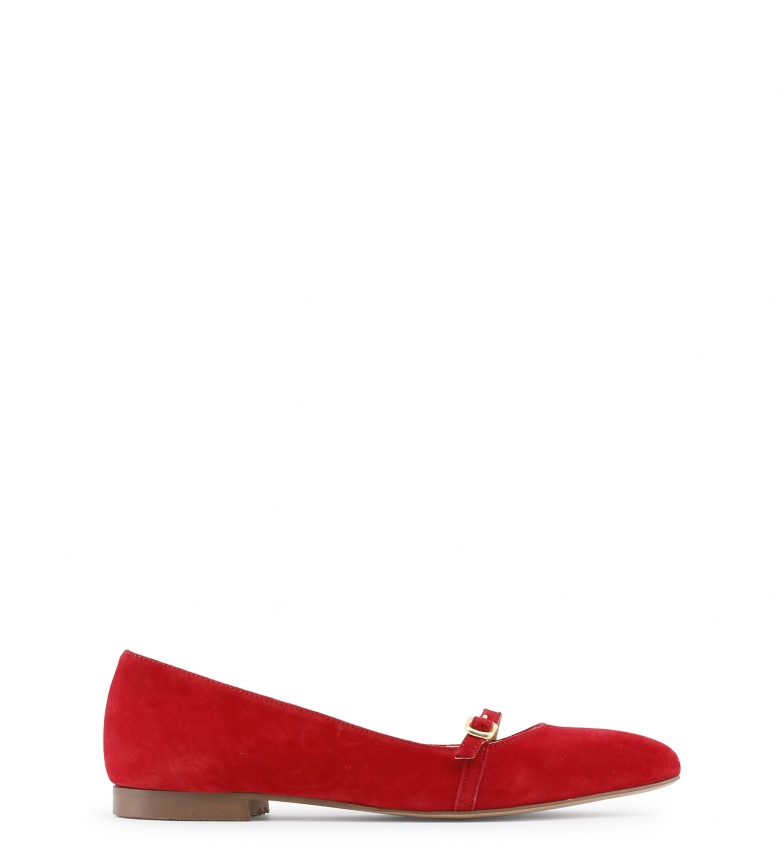 Arnaldo Toscani rojo piel color Bailarinas de rrqBadpw