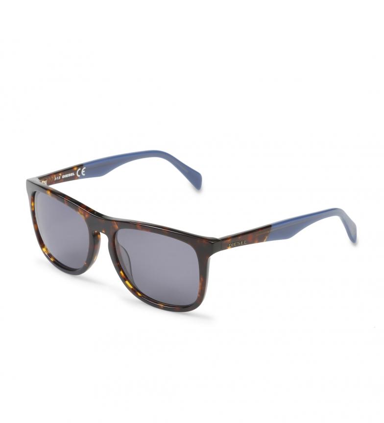 Diesel Gafas de sol DL0162 marr�n