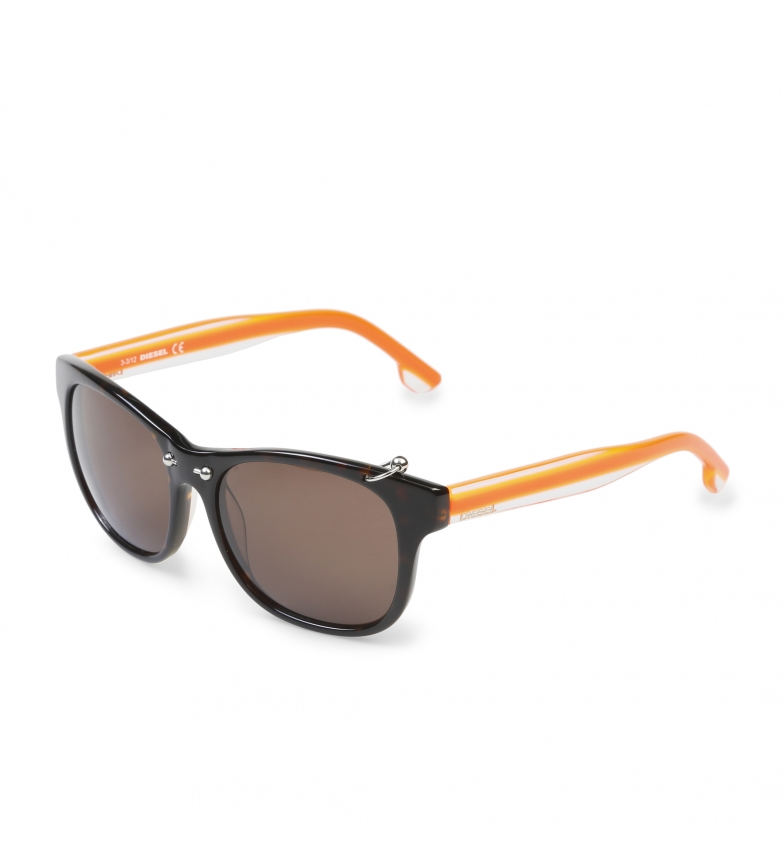 Diesel Gafas de sol DL0048 negro