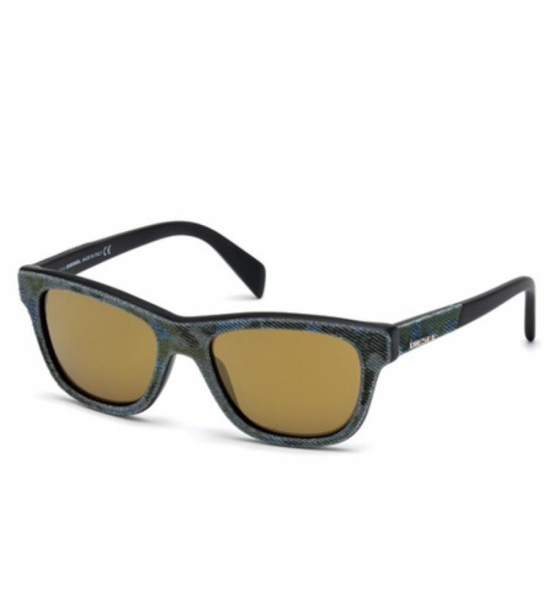 Diesel Gafas de sol DL0111_52 azul