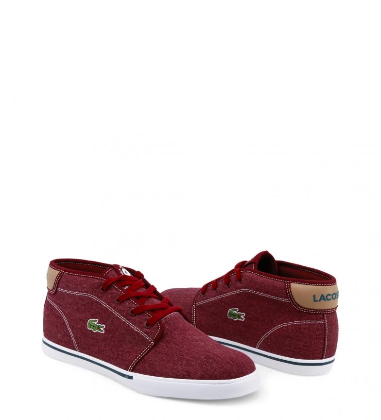 Lacoste Zapatillas Ampthill rojo