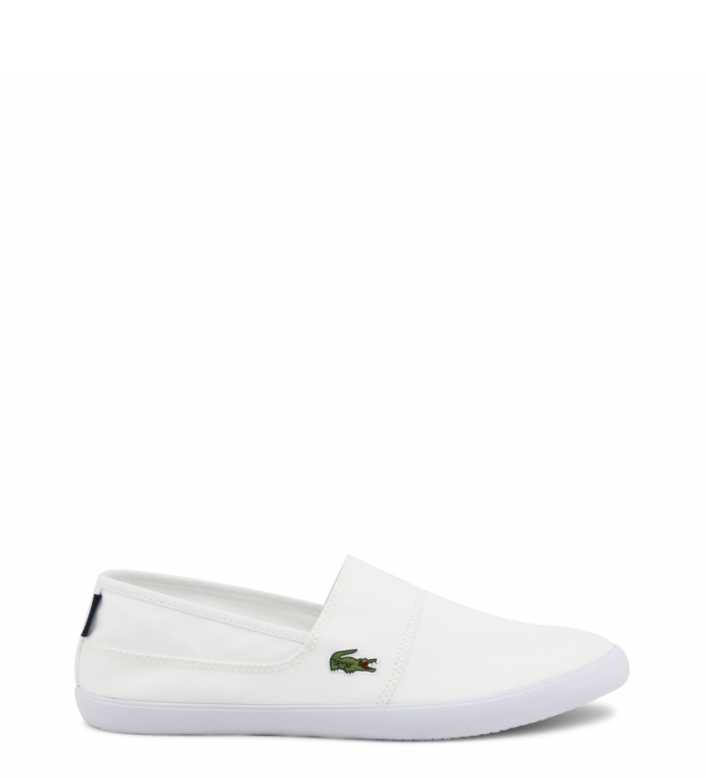 Lacoste Slip on Marice blanco