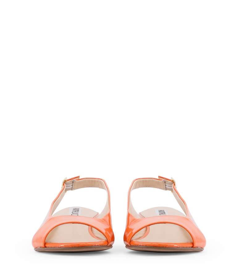 Arnaldo Toscani Oransje Sandaler Patent Lær Høye Hæler Klar: 3cm klaring målgang kjøpe billig klaring fasjonable for salg billig salg billig w8mfoQ0BSz
