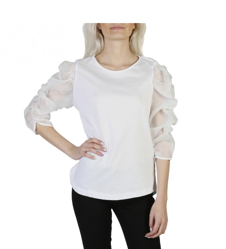 Imperial Camiseta T454VAH blanco