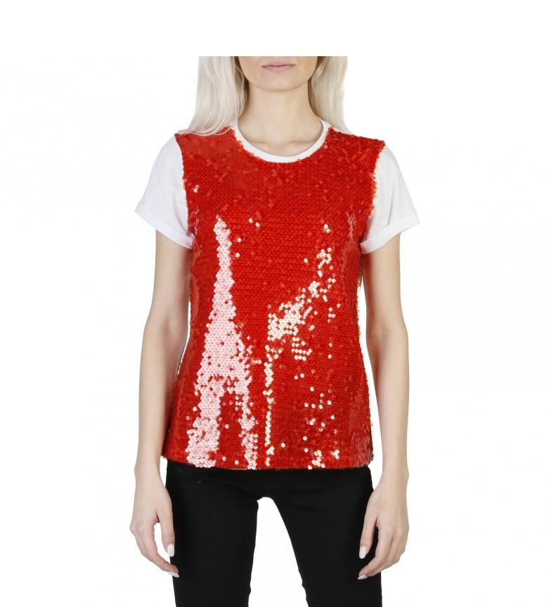 Imperial Camiseta T560VOI rojo