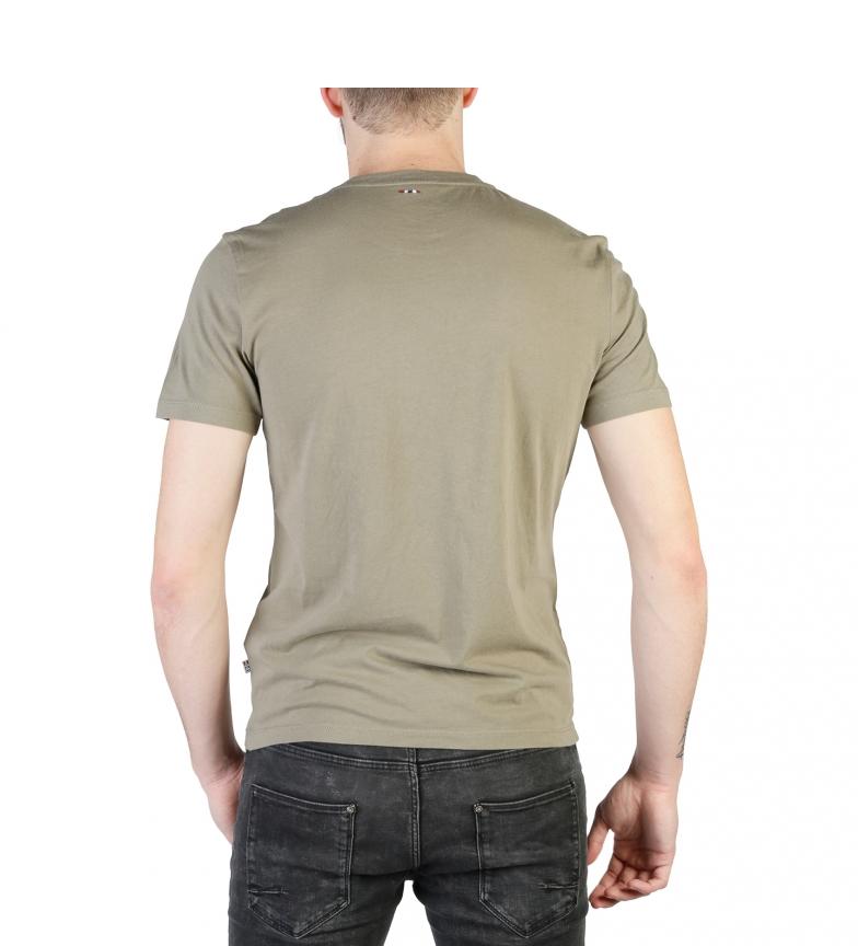 Napapijri Camiseta Vesle verde