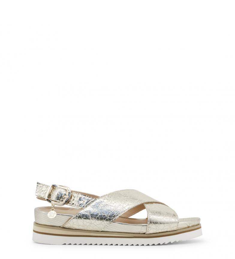 Enrico Coveri Gylne Sandaler C1014_crac sneakernews online 5AwdMd9b