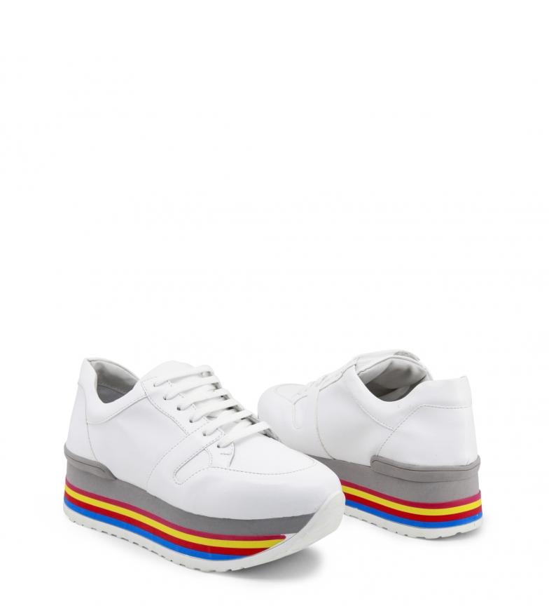 plataforma 4 blanco Sneakers 5 Ana Altura Felicia cm Lublin X1w7Yqq4A
