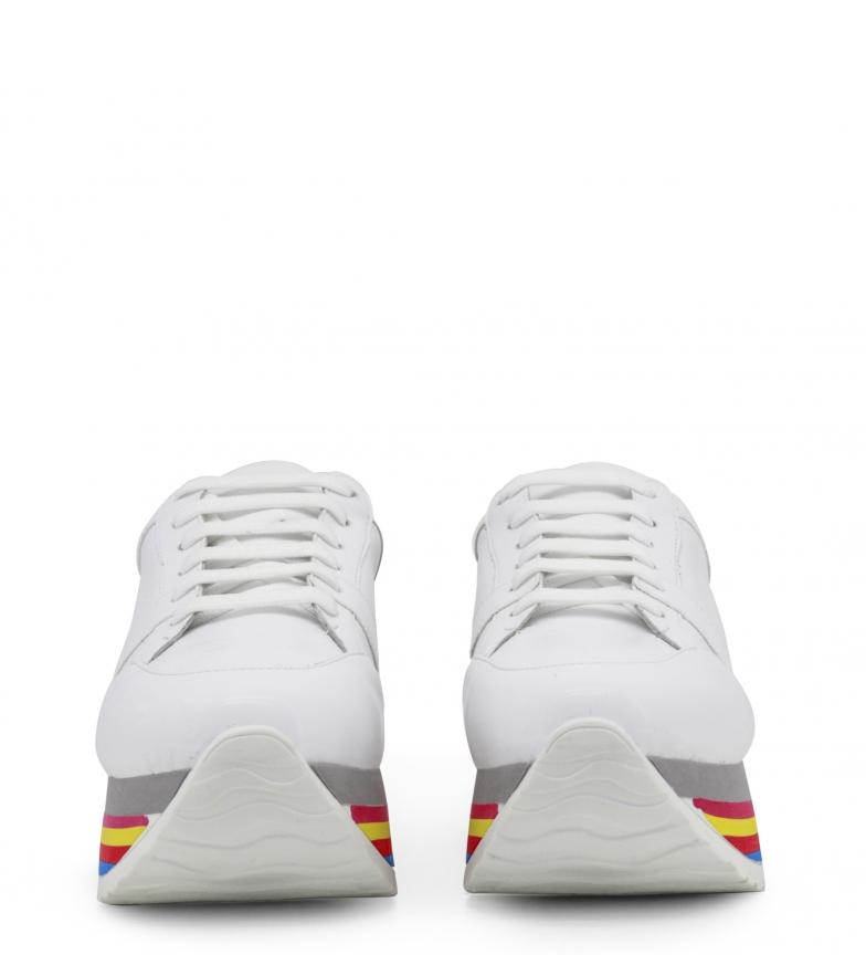 plataforma Felicia cm 5 blanco 4 Ana Lublin Altura Sneakers 7qEEnX