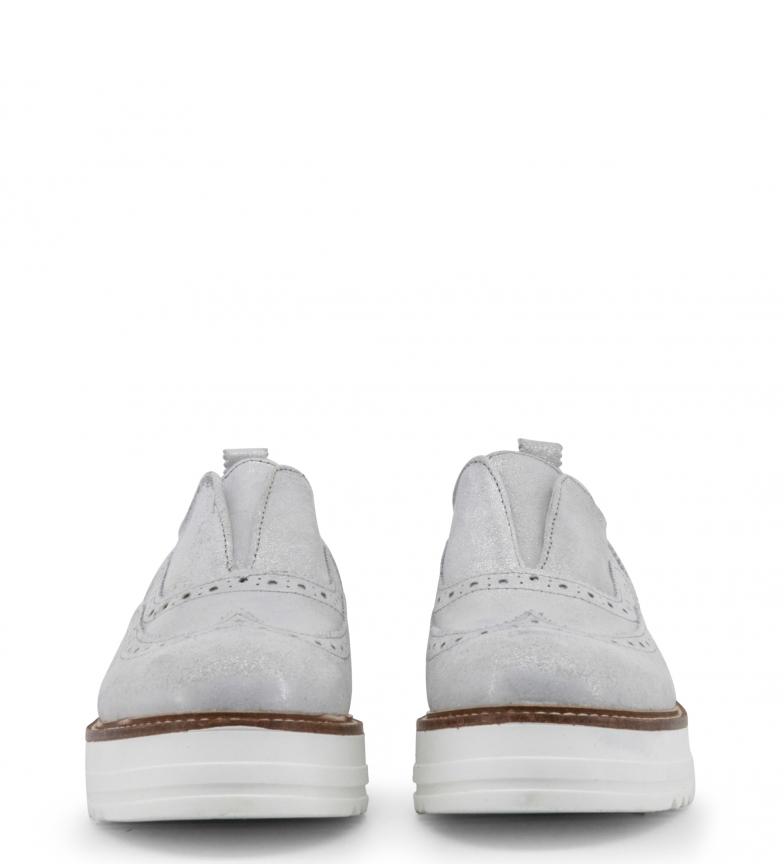 plata Geraldina Zapatos plataforma bajos Lublin Ana cm 4 Altura FqnPfF1w