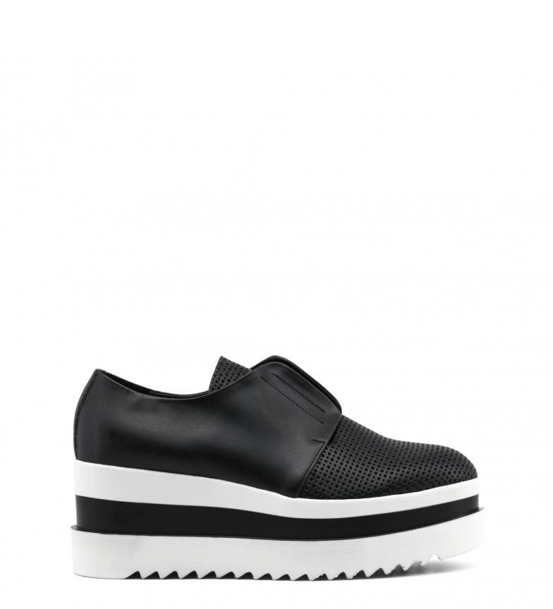 5 cm Altura plataforma Zapatos Marilia Ana Lublin negro aqR8ZTYw