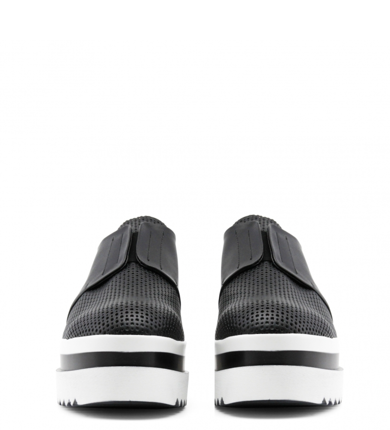 Lublin Ana Zapatos Ana 5 Marilia cm plataforma Lublin negro Altura ExrSwE4