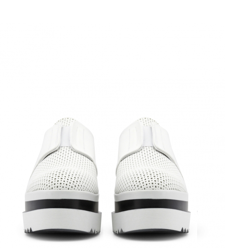 cm Marilia Lublin Ana blanco Altura Zapatos plataforma 5 8Sqg0F