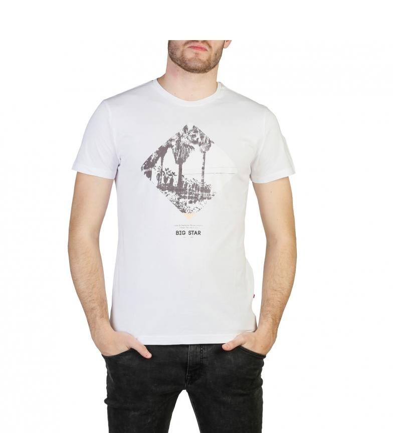 Stor Stjerne Camiseta Clidro_ts_ss Blanco profesjonell online billig forsyning billige engros rabatt samlinger V0zREOuV