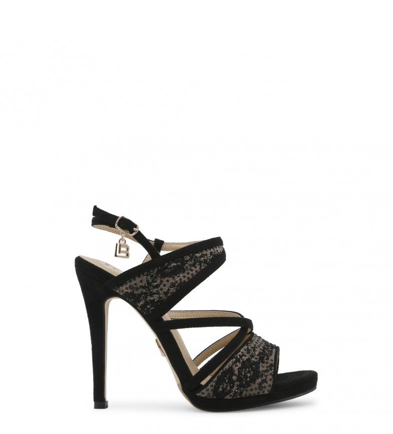 Comprar Laura Biagiotti Sandals 635_CLOTH black