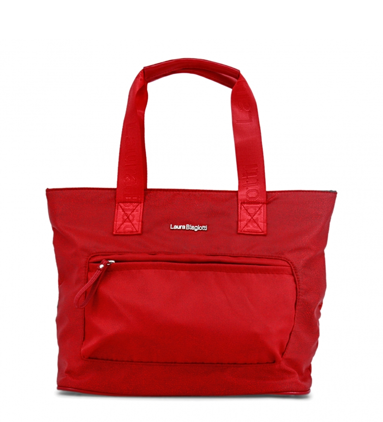 Comprar Laura Biagiotti Shopping bag LB18S103-4 red