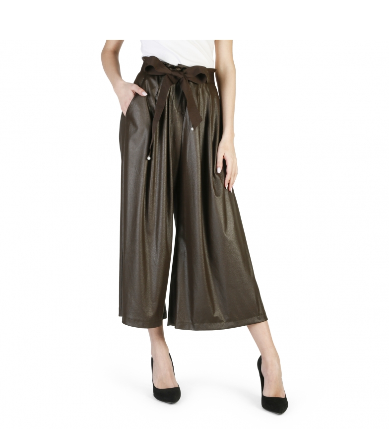 Sistes Pantalones S0646T54 marr�n