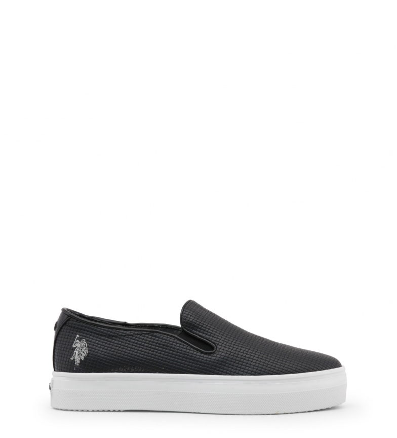 Comprar U.S. Polo Slip on TRIXY4155S7_YL3 negro
