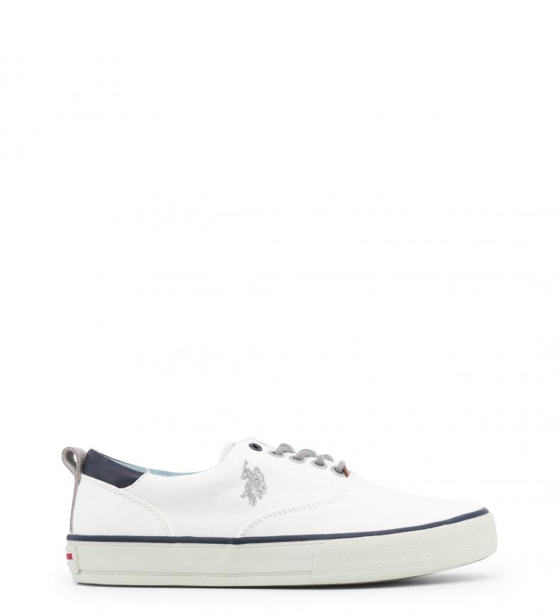Comprar U.S. Polo Zapatillas GALAN4127S8_C1 blanco