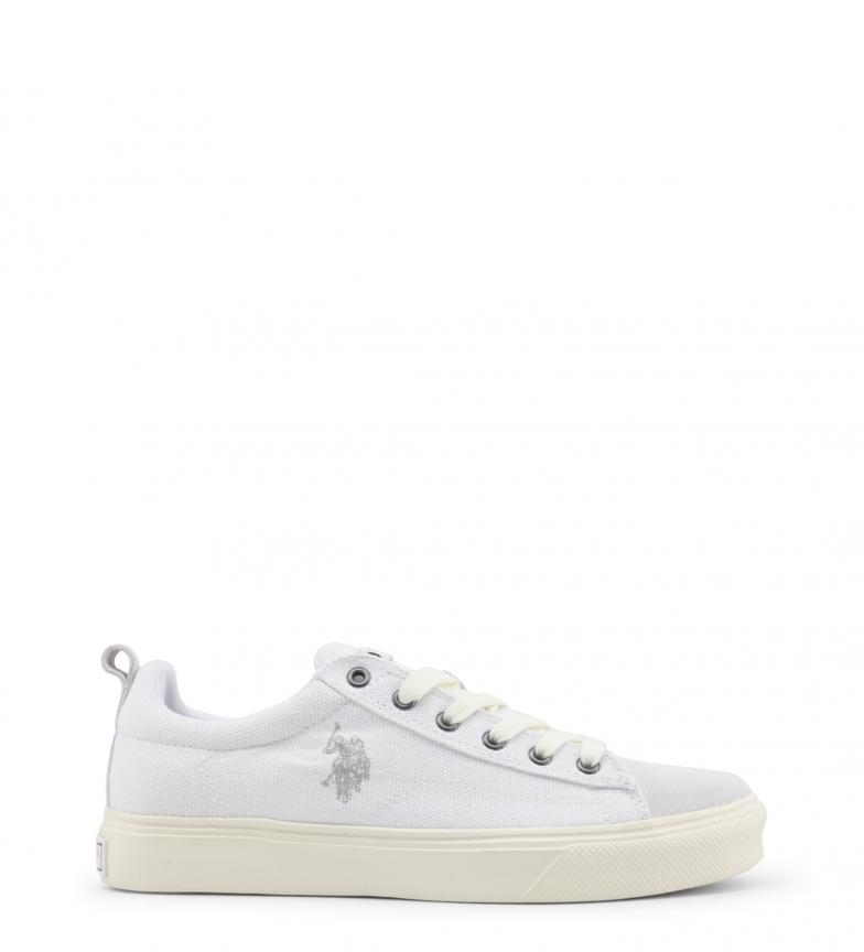 Comprar U.S. Polo Assn. Sapatos FREDY4054S8_C1 branco