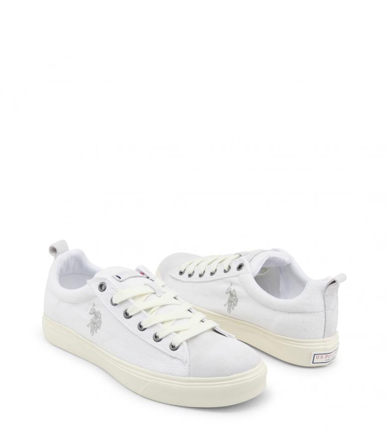 U.S. Polo Zapatillas FREDY4054S8_C1 blanco