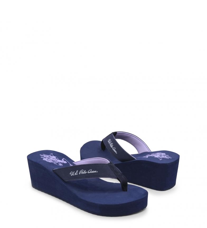 cm CHANT4199S8 Polo U Altura azul cuña S Flip 6 Y1 flop xTgOwvZIq